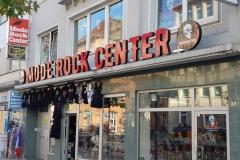 3D Buchstaben Mode Rock Center